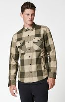 Hurley Clancy Plaid Flannel Shacket
