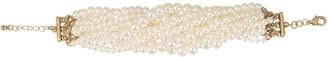 Linea by Louis Dell'Olio 11-Strand Faux Pearl Bracelet