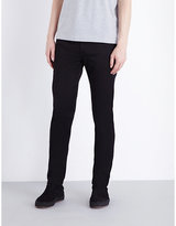 Ps By Paul Smith Slim-fit Tapered Stretch-cotton Chinos