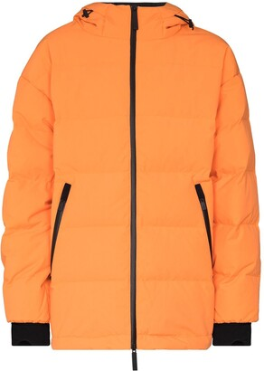 TEMPLA 2L Bio puffer coat
