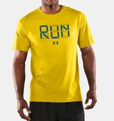 Under Armour Men's UA Run Digital Graphic T-Shirt
