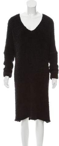 Gareth Pugh Oversize Knit Dress