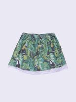 KIDS DieselTM Skirts KYAMC - Green - 2Y