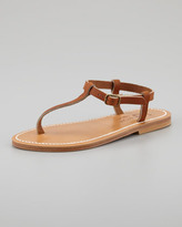 K. Jacques Petrone Interchangeable-Strap Thong Sandal