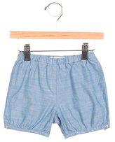 Bonpoint Girls' High-Rise Mini Shorts