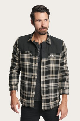 The Frye Company Quilted Dean Overshirt