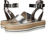 Love Moschino Shiny Espadrille Sandal