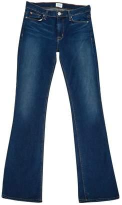 Hudson Blue Cotton Jeans