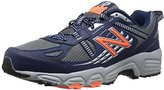 New Balance Men's MT410V4 Trail-Running Shoe