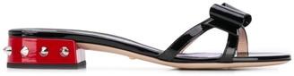 Gucci spike stud sandal