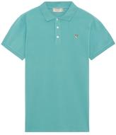 MAISON KITSUNÉ Cotton Pique Polo Shirt