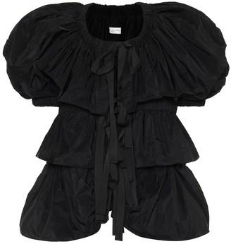 Dries Van Noten Taffeta jacket