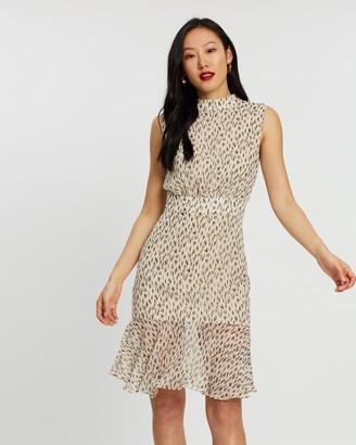 Forcast Lailah Sleeveless Dress