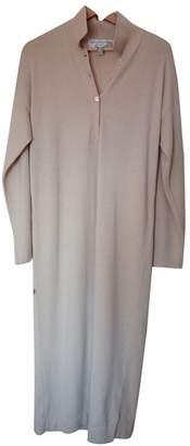 BEIGE Non Signé / Unsigned Non Signe / Unsigned Cashmere Dresses