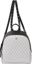 MCM Mini Backpack Rombi print