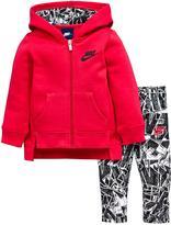 Nike Baby Girl Nsw Fleece Full Zip Hoody