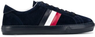 Moncler Side Stripe Low-Top Trainers