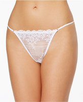 Wacoal Embrace Embroidered Lace Thong 842191