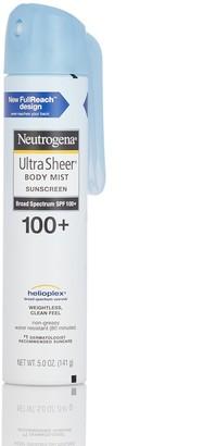 Neutrogena Ultra Sheer Body Mist SPF 100+ Sunscreen