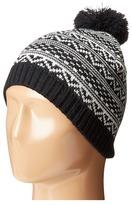 San Diego Hat Company KNH3432 Intarsia Knit Beanie Beanies
