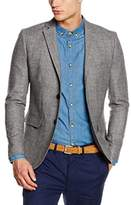 New Look Men's Warm Handle Grindle Suit Jacket