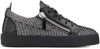 Giuseppe Zanotti Tejay low top trainers