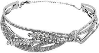 Swarovski Lucia Pave Crystal Choker Necklace