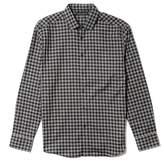Vince Camuto Dobby-dot Check Shirt