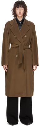 Max Mara Brown Madame Coat