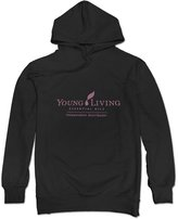 MaughamWayne Young Men Young Living LADIES Modern Fit Hoodie Design Sweatshirt