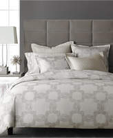 Hotel Collection Ironwork King Duvet Cover, Created for Macy's