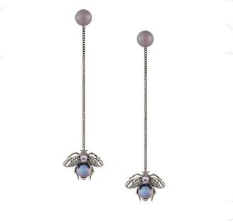 Drop Bee Earrings