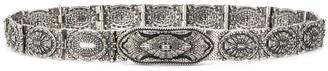 Etro Crystal-Embellished Jewelled Belt