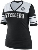 Nike Touchdown NFL Pittsburgh Steelers Women's Top