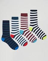Jack & Jones Socks 4 Pack