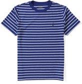 Ralph Lauren Little Boys 2T-7 Striped Short-Sleeve Tee