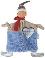 Corolle Blue Soft Toy French version by