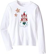 Dolce & Gabbana City Long Sleeve T-Shirt (Big Kids)