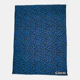Coach 1941 Leopard Shawl