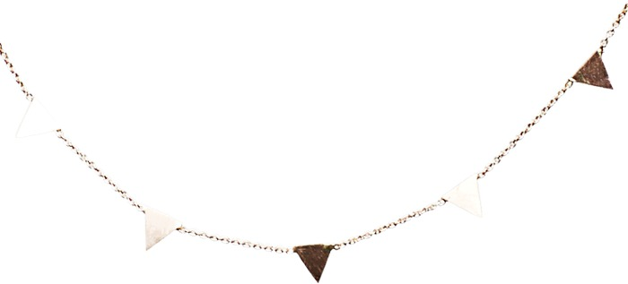 Joie Party Necklace