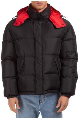 MSGM Reversible Puffer Jacket