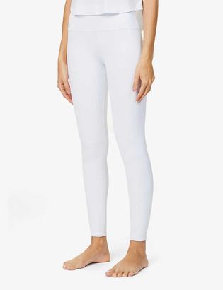 Alo Yoga Airbrush high-rise stretch-jersey leggings