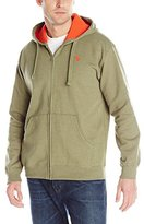 U.S. Polo Assn. Men's Fleece Full-Zip Hoodie