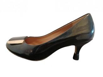 Salvatore Ferragamo Black Patent leather Heels