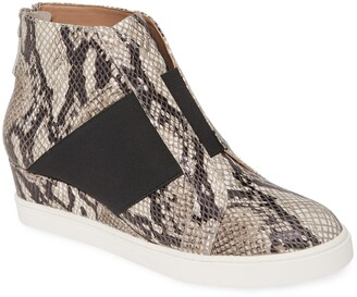 Linea Paolo Amber Wedge Sneaker