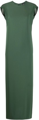 Aspesi Plain Column Dress