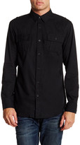 Burnside Solid Long Sleeve Shirt
