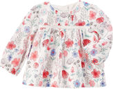 Osh Kosh Oshkosh Long Sleeve Floral Cotton Top - Baby