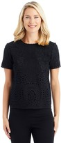 J.Mclaughlin Evgenia Embroidered Top