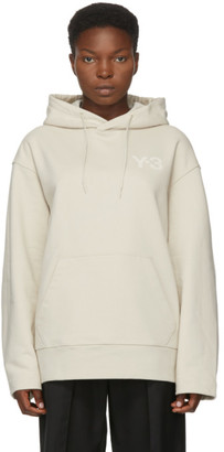 Y-3 Off-White Classic Chest Logo Hoodie